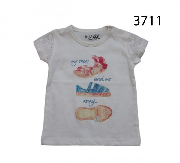 Knot so Bad Mädchen T-Shirt