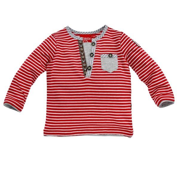 Bondi T- Shirt langarm geringelt