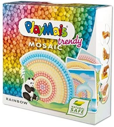 PlayMais® TRENDY Mosaic Rainbow
