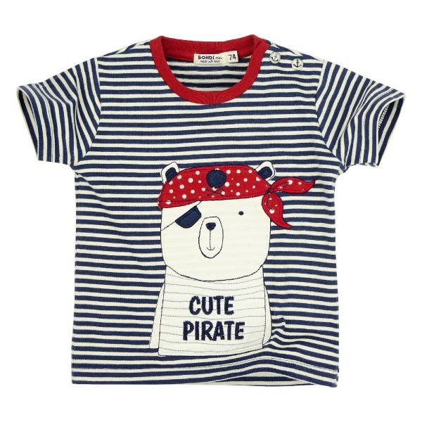 "Bondi T- Shirt Streifen ""Pirat"""