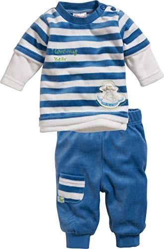 Schnizler Baby Anzug-Set Nicki 2-teilig Blockstreifen