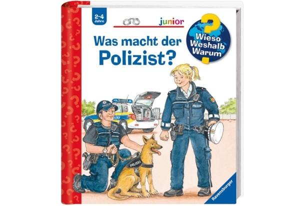 Ravensburger Was macht der Polizist?