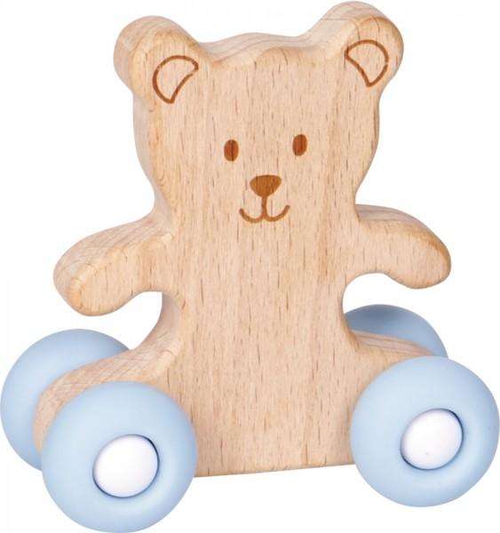 BabyGlück Schiebe-Teddy