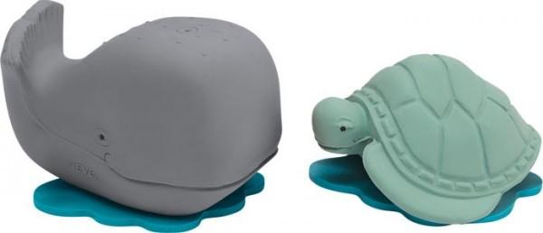 Hevea Geschenkset Badespielzeug