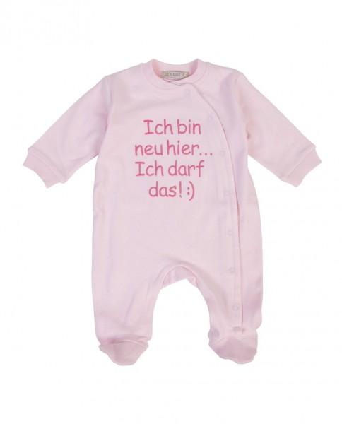 Milarda Schlafanzug Neu hier rosa