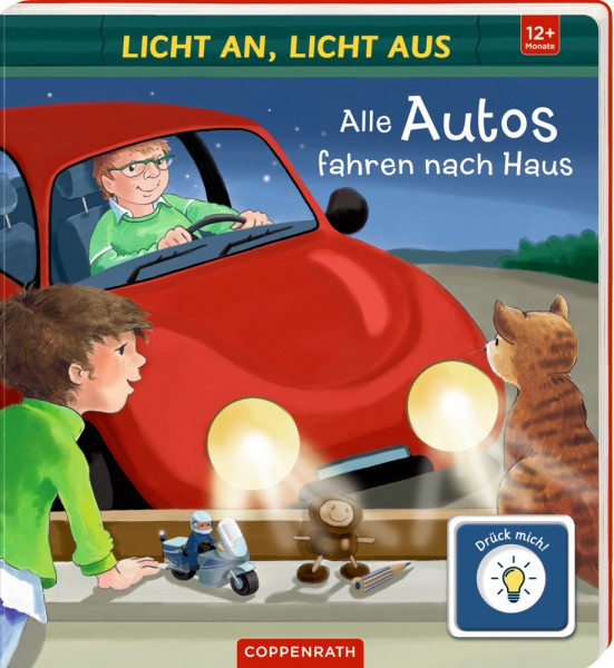 "Coppenrath Licht an, Licht aus ""Alle Autos"""