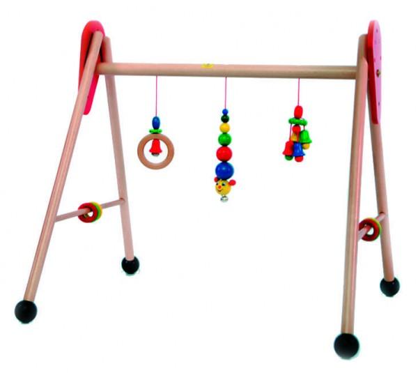 Hess Baby-Gym Raupe