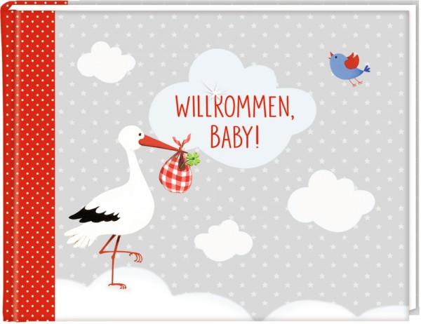 Coppenrath Willkommen Baby!