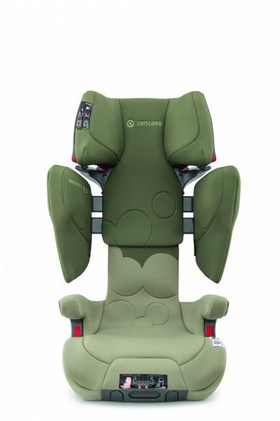 Concord Transformer Isofix-XT Plus Moss Green