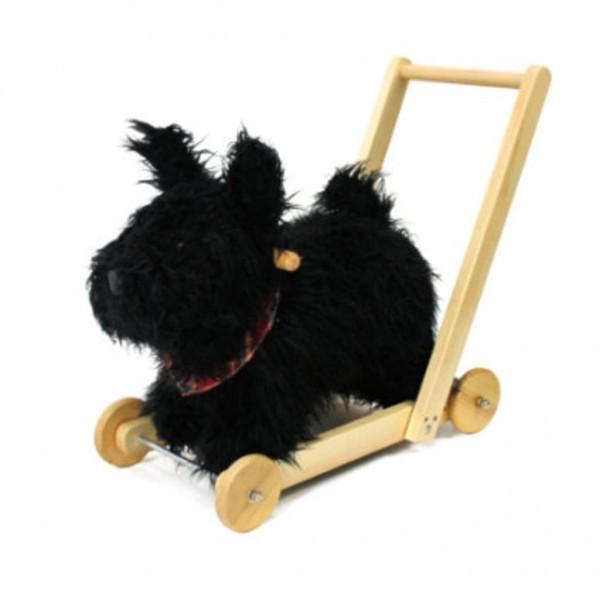 Treppy Push & Walk Dog
